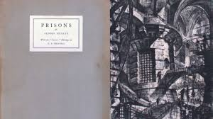 aldous huxley s essay on p esi s prisons archives research  cover of prisons example of p esi s sketches