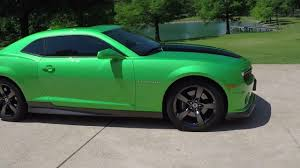 HD VIDEO 2011 CHEVROLET CAMARO 2SS SYNERGY V8 RS LOADED FOR SALE ...