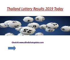 Thai Lottery Results 16 12 2019 Check Thailand Lottery