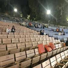 Hollywood Bowl Seating Chart Super Seats Hollywood Bowl Seats Picture Living Interior Creative