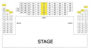 Theatre Of Living Arts Seating Chart Seating Chart Warehouse Living Arts Center Corsicana
