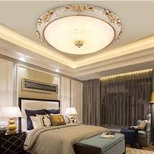 Round Ceiling Light Bedroom