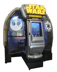 Star Wars Cabinet Bandai Namco Is Making A Star Wars Pod Styled Arcade Game Niche