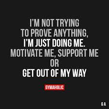 Doing Me Quotes Delectable Weightlifting Workouts Back Quotes Pinterest Motivation
