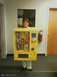 Human Vending Machine Gorgeous Human MM Candy Vending Machine Costume