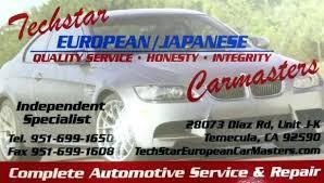 Telle Tire Auto Service Business Card Telle Tire Auto Service