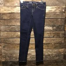 Mossimo Mid Rise Jegging Jeans 00 24 S C