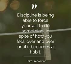 Discipline Quotes Classy 48 Beautiful Discipline Quotes You Must Read To Get Guarantee Success