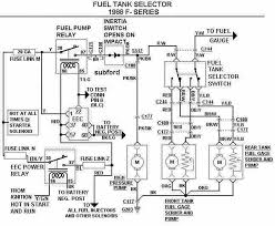 2003 ford f150 fuel pump wiring diagram wiring diagram and ford f 150 where is the fuel tank selector switch located
