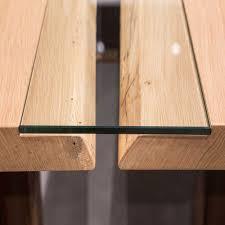 Tisch Eiche Stahl With Tisch Eiche Stahl Rund Rondo Garten