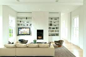 fireplace wall design stunning ideas to steal tall box residence modern brick decorating