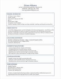 Amazing New Cna Resume Contemporary Entry Level Resume Templates