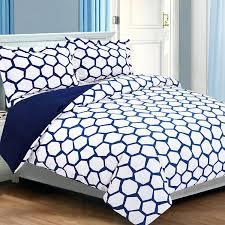 3 pieces reversible printed microfiber queen size duvet cover set hexagon tiger print zebra hand block