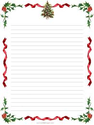 Free Printable Christmas Stationery Templates Printable Letterhead