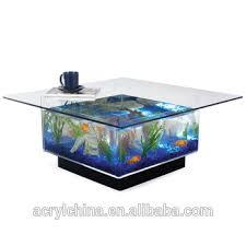 fishtank furniture. Home Furniture Luxury High Glass Acrylic Table With Aquarium Fish Tank For Fishtank T