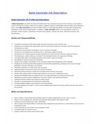 Best Store Associate Resume Sample SampleBusinessResume.com ... Resume  Examples Responsibilities Of A