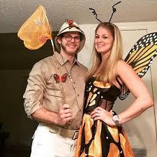 erfly catcher diy couple costume