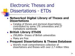 searching and finding information sources prof dr khalid  24 24 electronic theses