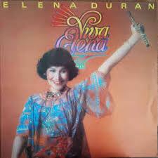 Elena Duran – Viva Elena (1982, Vinyl) - Discogs