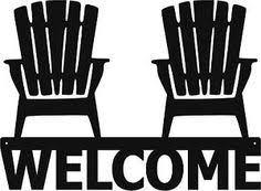 chair silhouette clip art adirondack chair the adirondack chair