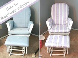 shermag glider rocker replacement cushions glider replacement