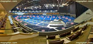 Mabee Center Tulsa Ok Seating Chart Bok Center View From Premium Suite 37 Virtual Oklahoma