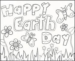 Earth Day Coloring Book At Kids Coloring Free Printable Coloring