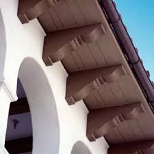 corbels turn a flat wall and soffit into an elegant eyepleasing design feature wood faux wood f76 wood