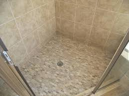 how to install tile shower floor s on concrete professionally over
