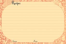 printable blank recipe cards free printable recipe cards call me victorian
