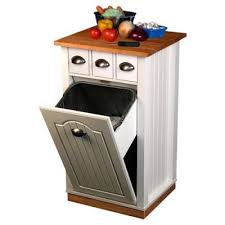 We Are truly Fired up Every single child Relieve Outstanding Venture  Horizon Holden Kitchen Island with Hidden Trash Bin and Pantry - 4124 to be  able to You