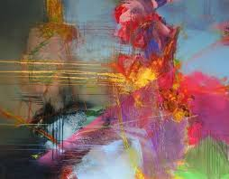 amazing abstract paintings by gerard stricher at in seven colors photo details from these gallerie