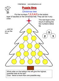 Free Maths Puzzles Mathsphere