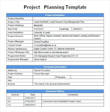 Project Templates Word 007 Template Ideas Projectning Microsoft Word Management