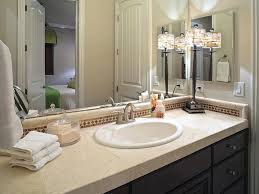 Stunning Decorating Bathroom Countertops Images Decorating