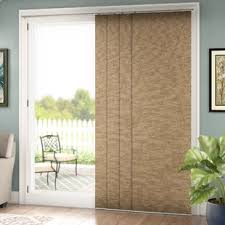 vertical blinds for patio door. Fine Vertical Lloyd Adjustable Double Rail Vertical Blind Set Of 4 In Blinds For Patio Door B