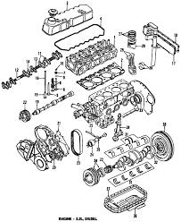 parts com® chevrolet engine cylinder head valves valve spring 1984 chevrolet s10 tahoe l4 2 2 liter diesel cylinder head valves