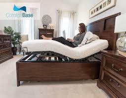 Adjustable Platform Bed - Glideaway Freestyle Comfort Base