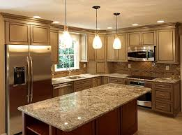 Delightful Beautiful Delightful Kitchen With Island Plain Kitchen Ideas Island Design  Mustsee Practical Designs With