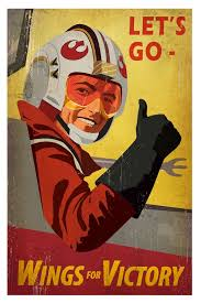 Image result for star wars propaganda posters