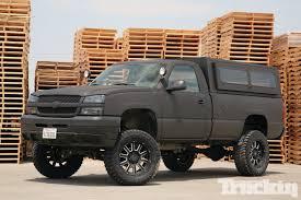 Silverado 2003 chevrolet silverado : 2003 Chevy Silverado 2500HD - Bug-Out Build - Truckin Magazine