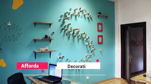 Decorating Walls With Creative Ways To Decorate Your Bedroom Walls Youtube