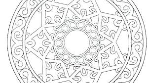 Mandala Free Printable Animal Mandala Coloring Pages Free Printable