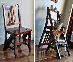 build a fold over library chair diy mother earth news for library step stool plan