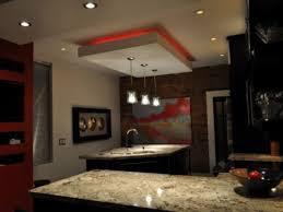 Modern Small Kitchen Ceiling Design