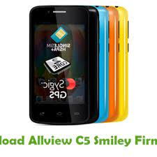 Download Allview C5 Smiley Firmware ...