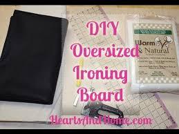 DIY Oversized Ironing Board - YouTube & DIY Oversized Ironing Board Adamdwight.com