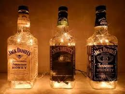 Liquor Bottle Decorations