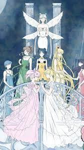 Sailor Moon S6 Wallpaper