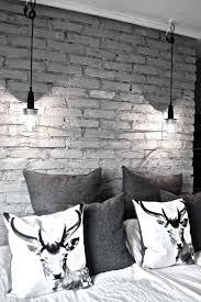 exposed brick bedroom design ideas. Modern Interior Design Ideas That Brighten Up Brick Walls With White Paint Help To Bring A Light Neutral Color Into Decorating Palette Calm Down Exposed Bedroom